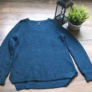 Woman's sweater.